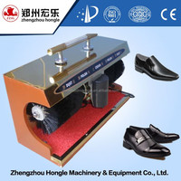 Automatic Shoe Sole Cleaning Machine