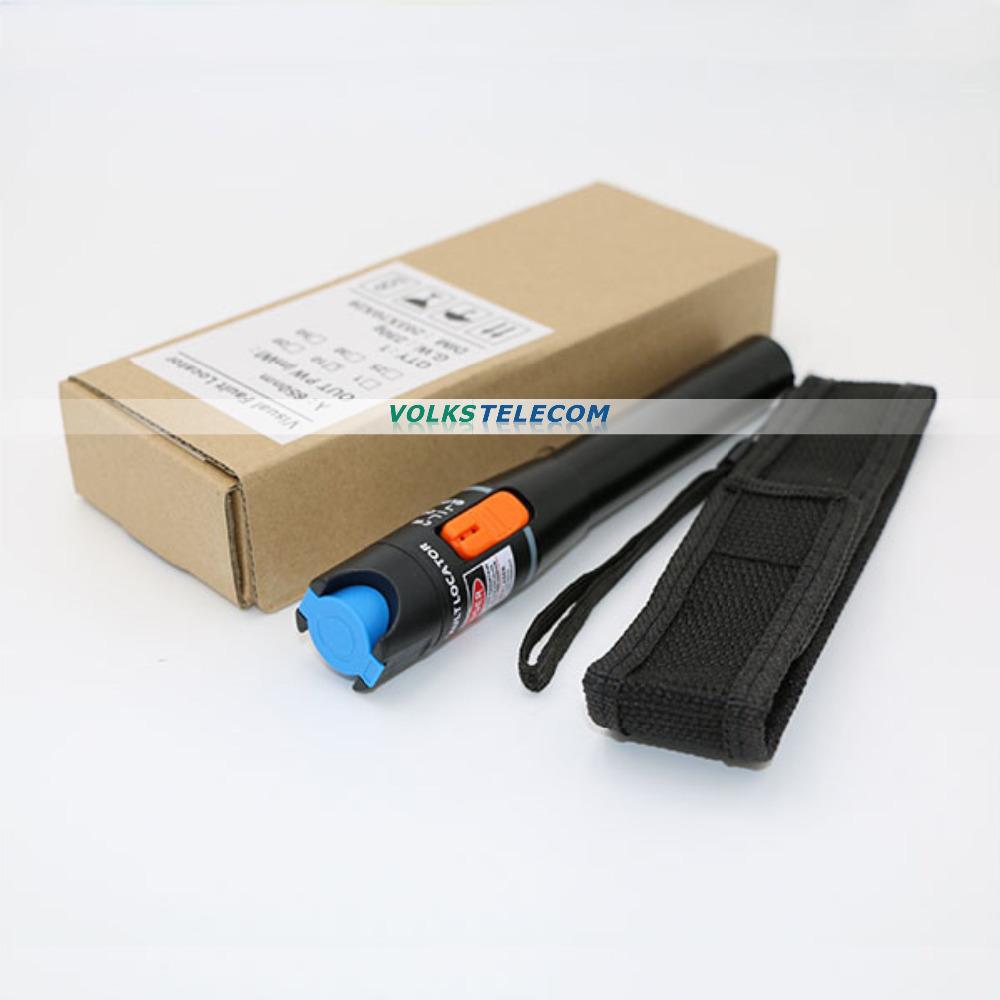 Fiber Optic Fault Locator : Mw fiber optic laser visual fault locator buy