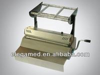 Antiseptic bag sealing machine