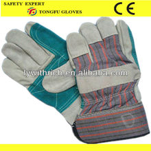 higt quality working furniture driving leather gloves , Leather Glove Manufacturer