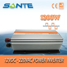 MINI 12VDC to 220VAC 1200W with Good after service inverter
