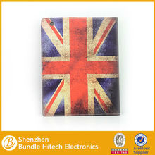 British Flag Style For iPad cover,retro UK pattern case for ipad