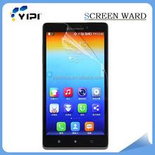 anti-fingerprint clear screen protector for lenovo k910