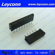 Factory price 1.25mm pitch Straight DIP Type FPC Connector with sample free