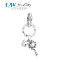 Wholesale Cheap Key Nail Baby Charms