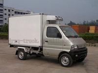 FOTON 4x2 minitype mini van refrigerator 5 tons refrigerated truck refrigerator truck