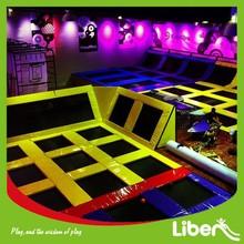 customized indoor trampoline location