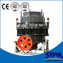 Coal mining conversation / application of cone crusher