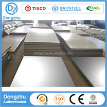 Standard export packing Cold rolled 316 stainless steel plate/sheet