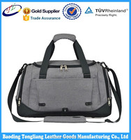 Good quality Large capacity expandable travel duffle bag for 2015