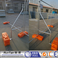 High Quality temporary fence/removable fence/temporary fence post( 20 Years Professional Experience)