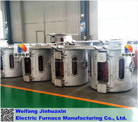 Solid & Durable induction melting furnace/induction oven/induction stove