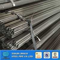 ERW Welded Black Painted Pipes for 20GP/ 40 GP