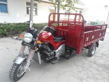 Cargo three wheel diesel motorcycle