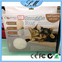 self-heating pet pad/ pet heat mat/ pet blanket