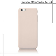 New Arrival Wholesale Funky Colorful Back Cover PU Leather Housing Mobile Phone Case For iPhone 6