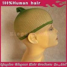 Made In China Environmental Protection Silk Base Wig Cap