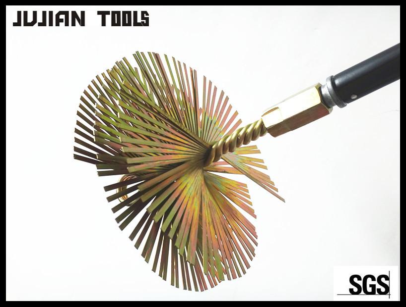 zhejiang fabbrica pennello offrono spazzacamino pennello