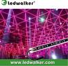 led snow drop lights 360degree, Madrix compatible,DMX vertical 3d tube