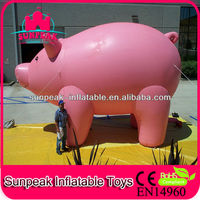Inflatable Advertising Helium Pig