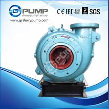 China slurry pump for Handling Precipitated CaCO3