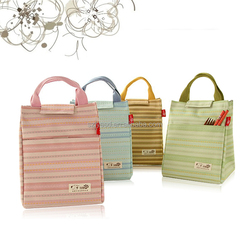 newest design eco insulated oxford fabric lunch cooler bags