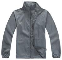 2015 light windproof skin running coat jacket