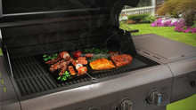 BBQ GRILLING MAT Reusable BBQ COOKING SHEET