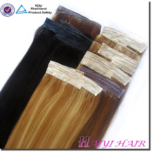 China Supplier top grade Soft Comfortable hong kong halo hair extentions