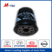 Toyota oil filter for perkins generator 90915-10003 used for corolla