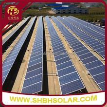 Aluminum Brackets for Solar Mounting System
