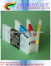 Fast delivery for Epson B510 refill ink cartridge work with original chips