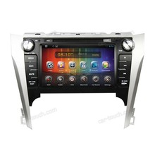 Android 8 inch for Toyota Camry 2012 touch screen car dvd player navigation system