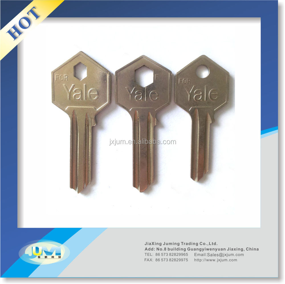 Designer house keys blank wholesale