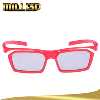 factory make promotional cheap 3d video glasses for pc games