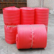 Grado superior de espuma de plástico película protectora
