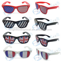 Pinhole lens plastic cheap sunglasses ,glasses sunglasses for promote sale