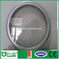 High Quality Custom Metal Security ccircle window Round Window Frame PNOC0003RDW