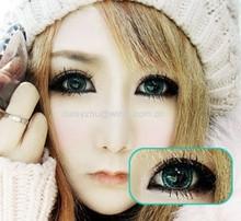GEO super nudy korean barbie doll eyes 3 tone contact lenses