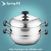 Made in China Classic Multi-useful Hot Dog Rice Roll Bun Steamer