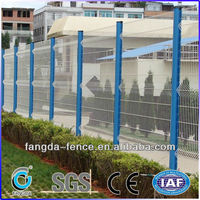 Hebei Temporary Iron Fence / Traffic Barrier