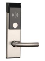 electronic card swipe door lock for hotel rooms