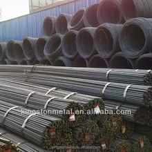 Prime high tensile deformed hot rolled steel rebar