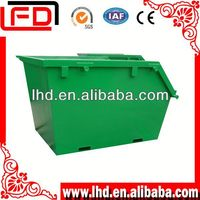 stainless Steel dustbin for rubbish