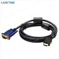 Mini HDMI al cable del adaptador del vga