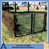Heavy duty chain link fencing/round post chain link fence/diamond shape chain link fence