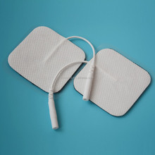 A variety of shapes and sizes electric sticky gel self adhesive electrode pad