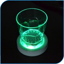 2015 Factory Wholesale Novelety Led Cup Mat