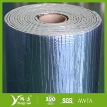 XPE foam vapor barrier aluminum foil for basement insulation materials