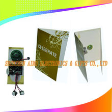 recordable greeting card blank recordable card